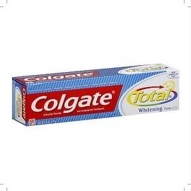 Colgate Total Anticavity Whitening Fluoride Toothpaste 6 oz