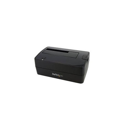 Startech - Satdocku3s Superspeed Usb 3 To Sata Hddndocking Station
