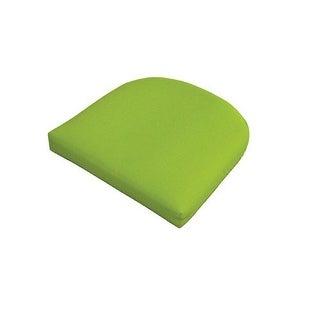 Casual Cushion 373-1429 Wicker Cushion Pad, Green