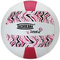 Tachikara ZEBRA.HPKW 2 lbs Multicolor Outdoor & Indoor Volleyball