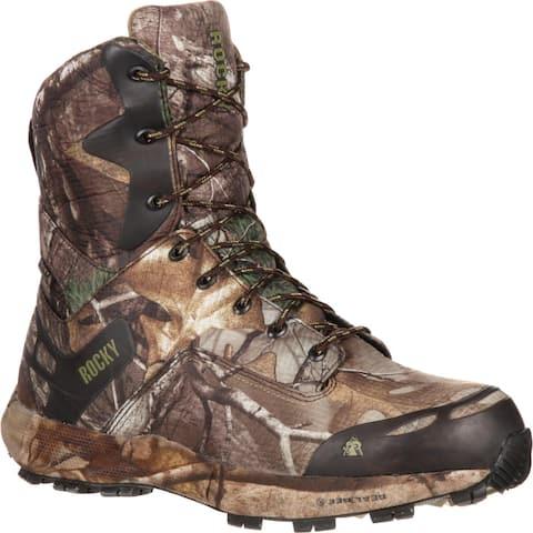 ef5d0fd7b57 Buy Rocky Men's Boots Online at Overstock   Our Best Men's Shoes Deals