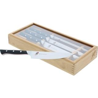 Miyabi Red Morimoto Edition 4-pc Steak Knife Set