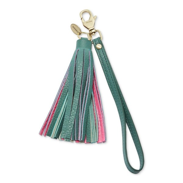 Shop Fossil Womens Fashion Keychain Tassel Wristlet - o s - Ships To ... 1c2e7b3c58
