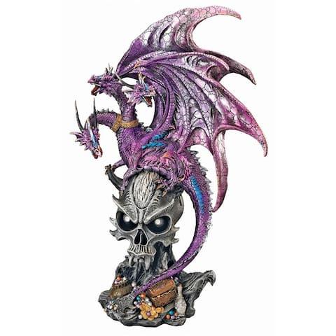 Design Toscano Hydra of Lerna Mythical Dragon Statue
