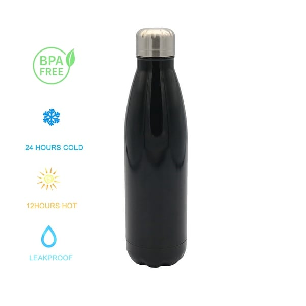 Thermal Flask Tea and Coffee SBA Direct Travel Flask with Cup Lid Double Walled Vacuum Flasks Hot Drinks and Cold Insulated Water Bottle
