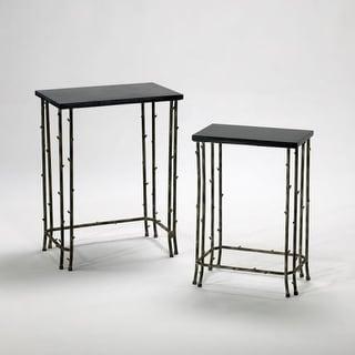 "Cyan Design 2045 24.25"" Bamboo Nesting Tables"