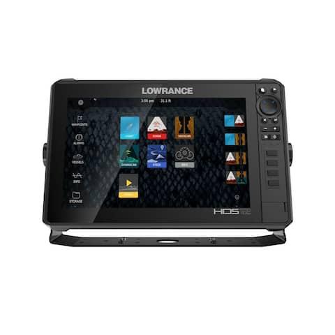 Lowrance HDS LIVE 12 Fishfinder & Chartplotter 000-14428-001