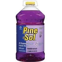 Pine-Sol 97301 All Purpose Cleaner, Lavender Scent, 144 OZ