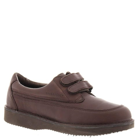 Walkabout Mens 000454 Leather Casual Oxfords