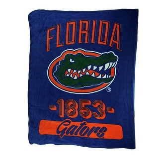Link to Florida Gators Plush Throw in a Tote Travel Blanket - 60 X 46 X 0.25 inches Similar Items in Fan Shop