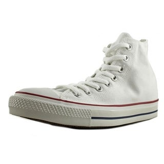 Converse Chuck Taylor All Star Core Hi Women Round Toe Canvas White Sneakers