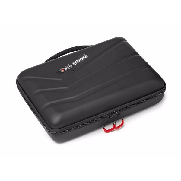 Manfrotto MBOR-ACT-HCM Off road Large Stunt Case with Water Repellent Shell (Black)