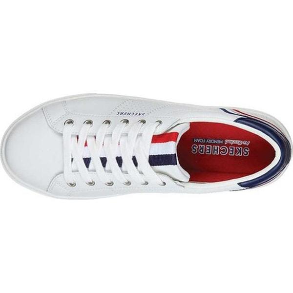 Goldie Bonjour Sneaker White/Red/Navy