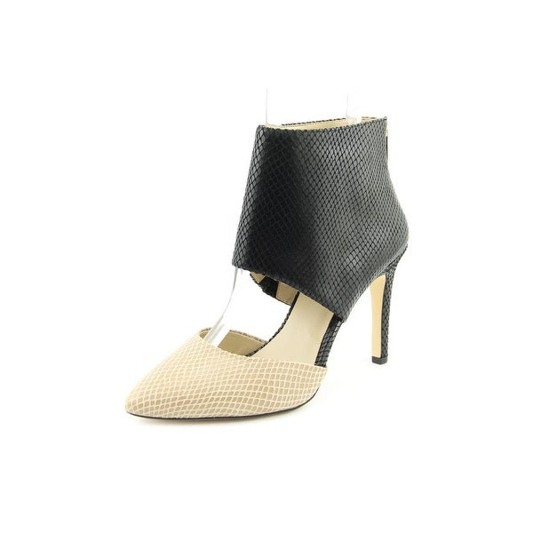 INC International Concepts Rachie   Pointed Toe Leather  Heels