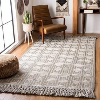 Link to Safavieh Handmade Sahara Nunzia Moroccan Jute Rug Similar Items in Dining Room & Bar Furniture