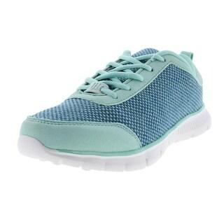 Ilse Jacobsen Womens Mesh Shimmer Fashion Sneakers