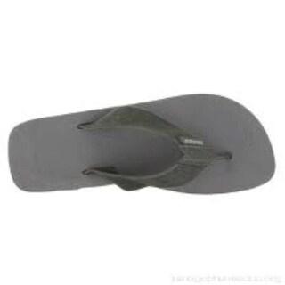 Havaianas Mens 4132002-8164-434 Slip On Open Toe Flip Flops