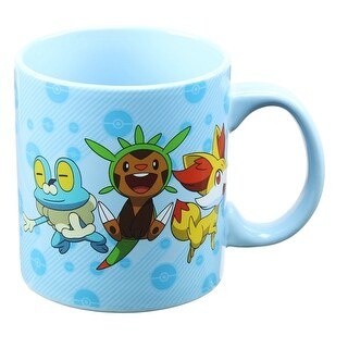 Pokemon XY Group 20oz Coffee Mug - Multi