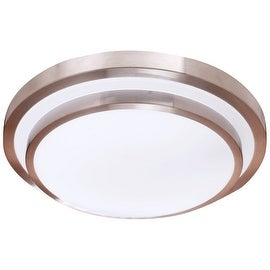 White Round Modern Ceiling Lamp Light Flush Mount