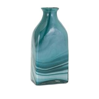 "Meridian Large Glass Vase 14.5"""