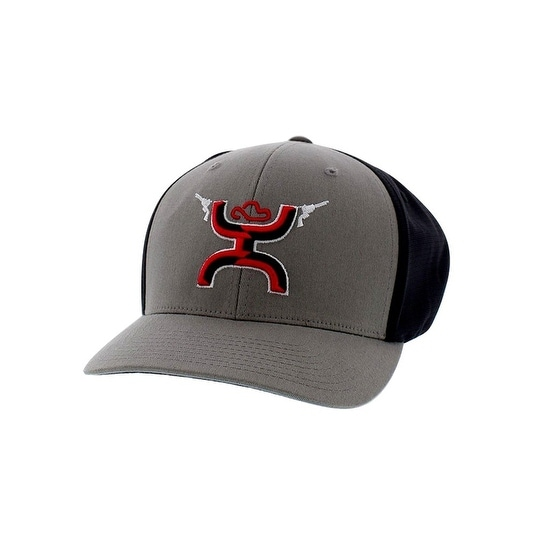 Shop HOOey Hat Mens Baseball Cap Gunner Pull On Hands Up Logo - Free  Shipping On Orders Over  45 - Overstock - 18773136 6cdc2a17946