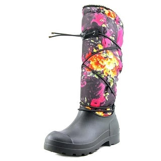 Dirty Laundry Pied Piper Women Round Toe Synthetic Multi Color Snow Boot