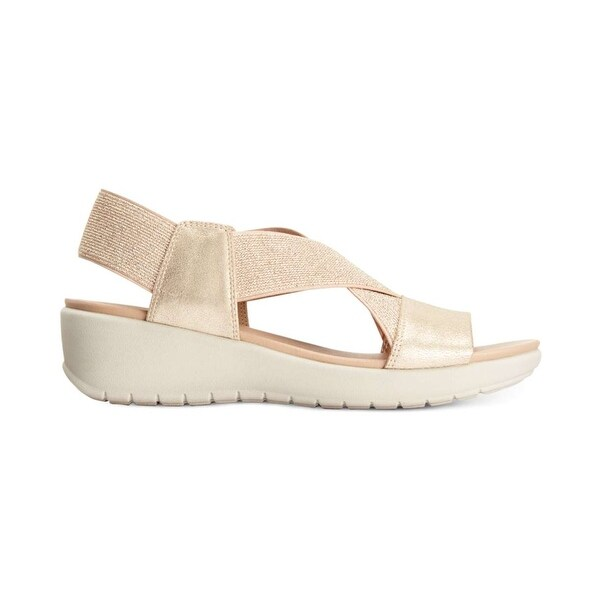 Easy Spirit Womens Wiley Open Toe Casual Ankle Strap Sandals