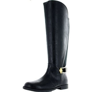 Ivanka Trump Girls Designer Fashion Riding Boots - Black