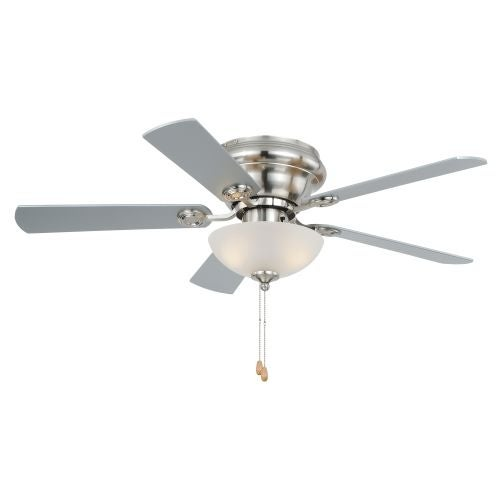 """Vaxcel Lighting F0023 Expo 42"""" 5 Blade Indoor Ceiling Fan - Fan Blades and Light Kit Included"""