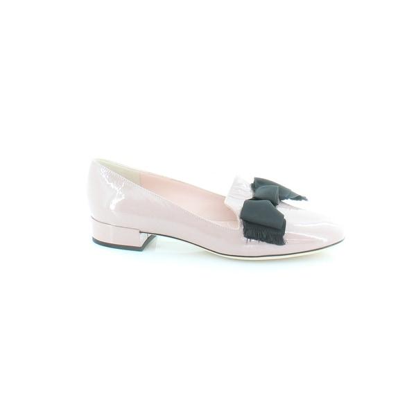 686f40308ba3 Shop Kate Spade Gino Women s FLATS Rose Quartz Crinkle Patent - 7.5 ...