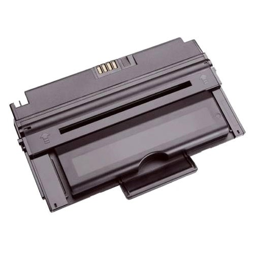 Dell HX756 Dell Toner Cartridge - Black - Laser - High Yield - 6000 Page - 1 / Pack