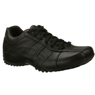 Skechers 76832 BLK Men's ROCKLAND-SYSTEMIC Work