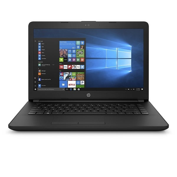 "Refurbished - HP 14-bw012nr 14"" Laptop AMD E2-9000E 1.5GHz 4GB memory 32GB SSD Windows 10"