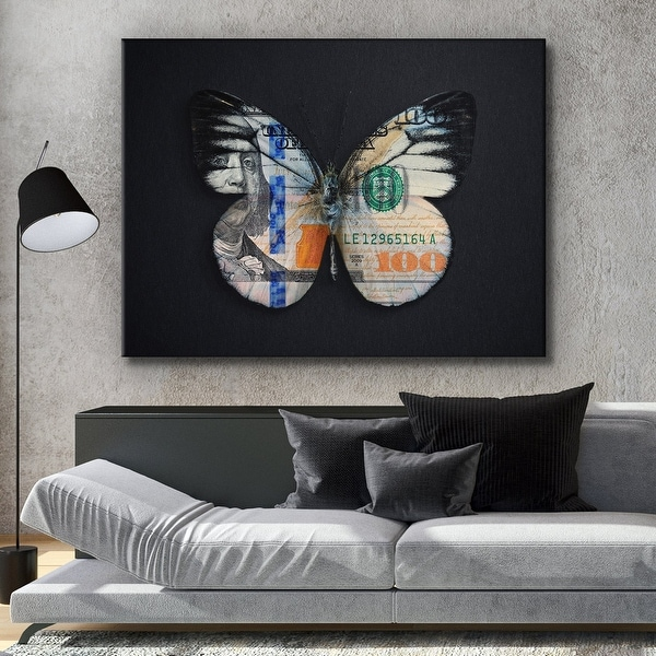 IKONICK Earn Your Wings Canvas Art