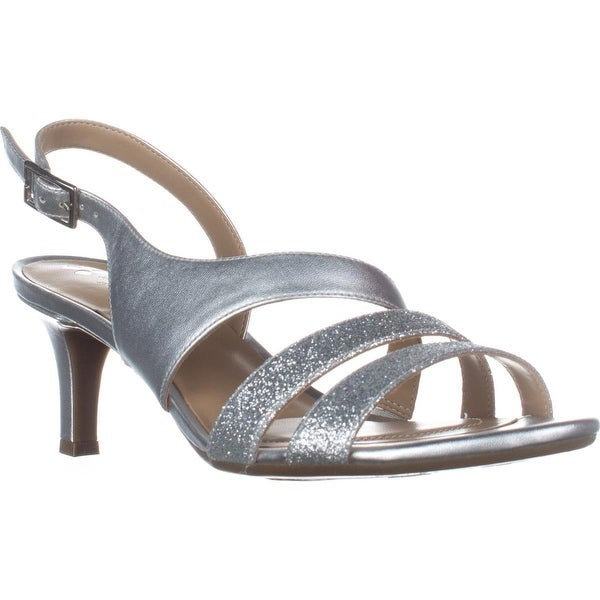 naturalizer Taimi Comfort Dress Sandals, Silver
