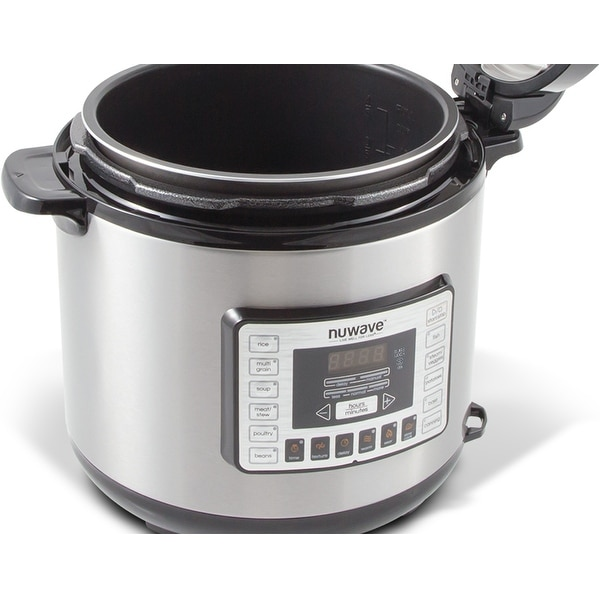 Shop NuWave Nutri Pot 8 Qt Digital Pressure Cooker