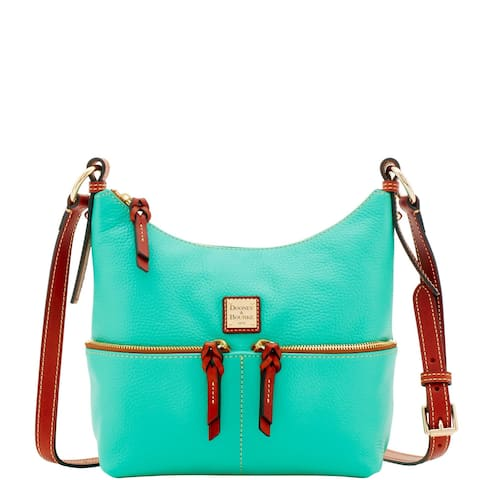 fccef9fd0f Dooney & Bourke Pebble Grain Alyssa Crossbody Shoulder Bag (Introduced by  Dooney & Bourke in