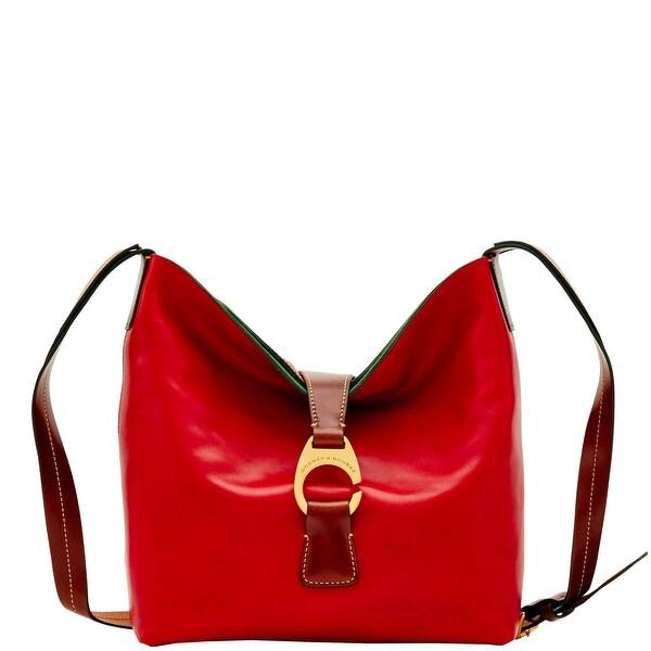 3d0d822b8437 Shop Dooney & Bourke Derby Florentine Crossbody Hobo Shoulder Bag ...