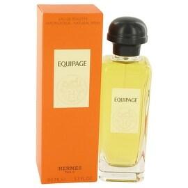 EQUIPAGE by Hermes Eau De Toilette Spray 3.3 oz - Men