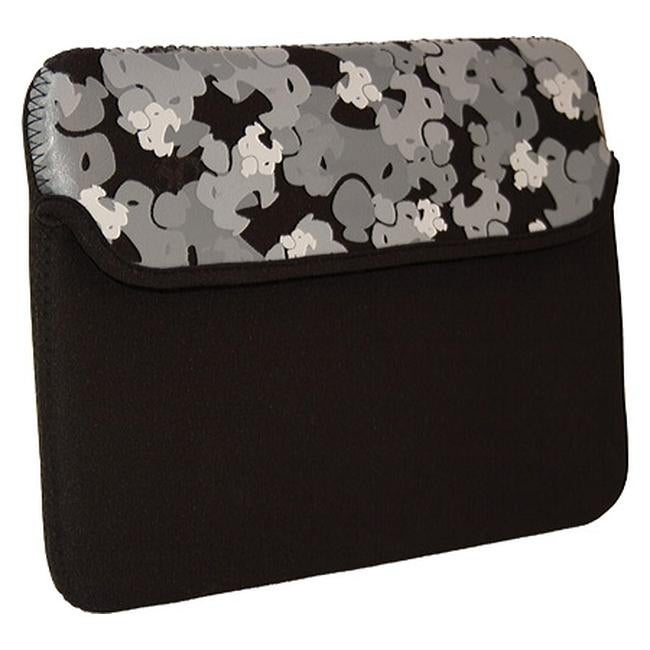 Sumo Women's Camo iPad Sleeve Black – US Women's One Size (Size None) (US Women's One Size (Size None))