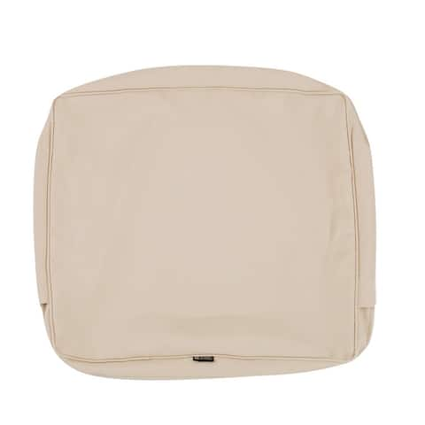 Classic Accessories Montlake Water-resistant Cushion Slip Cover