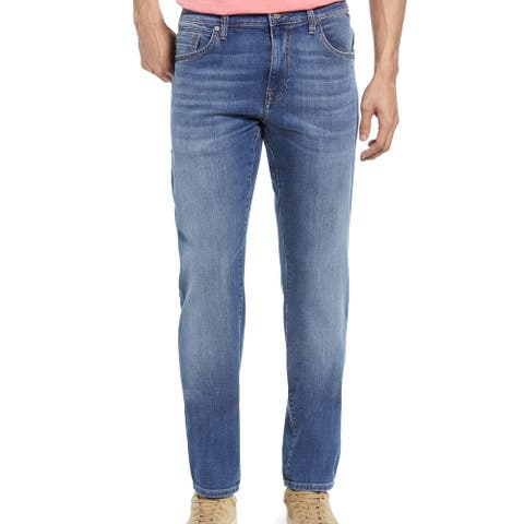 Mavi Jeans Mens Jeans Blue Size 36 Slim Fit Skinny Leg Medium Wash