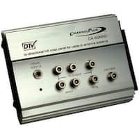 Channel Plus Da506Bid Rf Amp (Full Rf Spectrum; 6 Outputs)