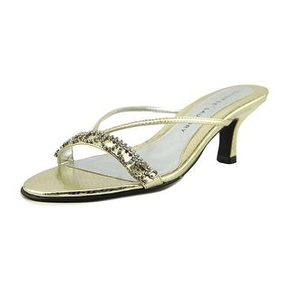 Chinese Laundry Womens Jello Open Toe Casual T-Strap Sandals
