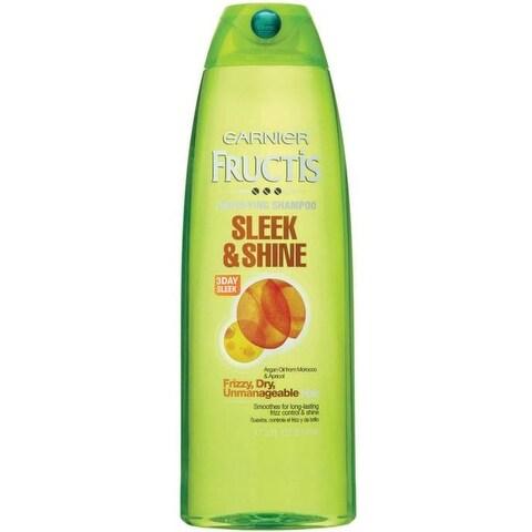 Garnier Fructis Sleek & Shine Family Size Shampoo 25.4 oz