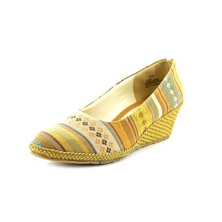 Beacon Newport SS Pointed Toe Canvas Espadrille