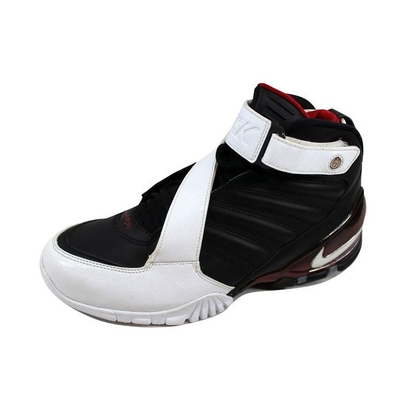 low priced 253cb deff6 ... Men s Athletic Shoes. Nike Men  x27 s Zoom Vick III 3 Black University  Red-White
