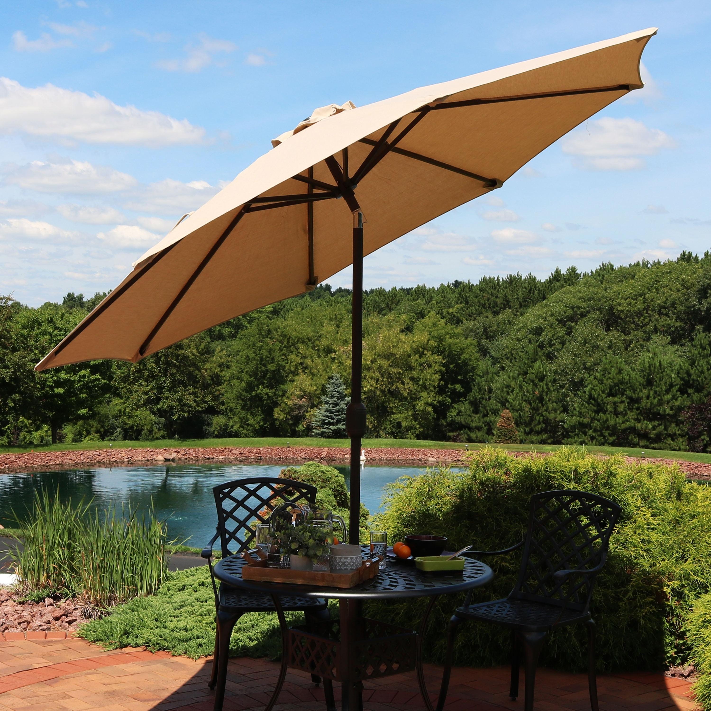 Aluminum Sunbrella Patio Umbrella