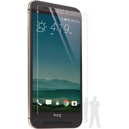 BodyGuardz ScreenGuardz Pure Glass Screen Protector for HTC One M9