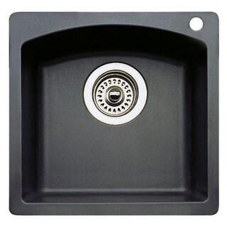 "Blanco 440204 Diamond Single Basin Silgranit II Bar Sink 15"" x 15"" https://ak1.ostkcdn.com/images/products/is/images/direct/3077b2920fcb8f9b199b5b4ee18f319b25dfee47/Blanco-440204-Diamond-Single-Basin-Silgranit-II-Bar-Sink-15%22-x-15%22.jpg?_ostk_perf_=percv&impolicy=medium"